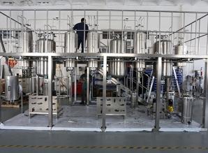 聚烯烃装置调试现场