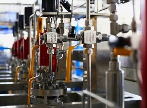 聚烯烃装置细节图