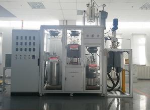 低聚物中试实验装置
