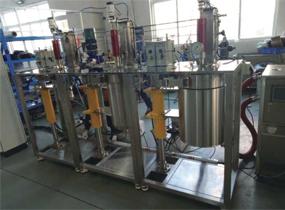 高压聚合装置