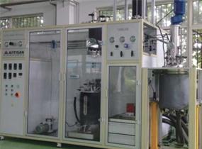 聚合中试实验装置