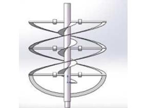 螺带式搅拌桨
