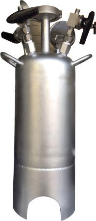 法兰开式储罐