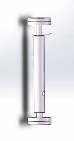 法兰式反应器