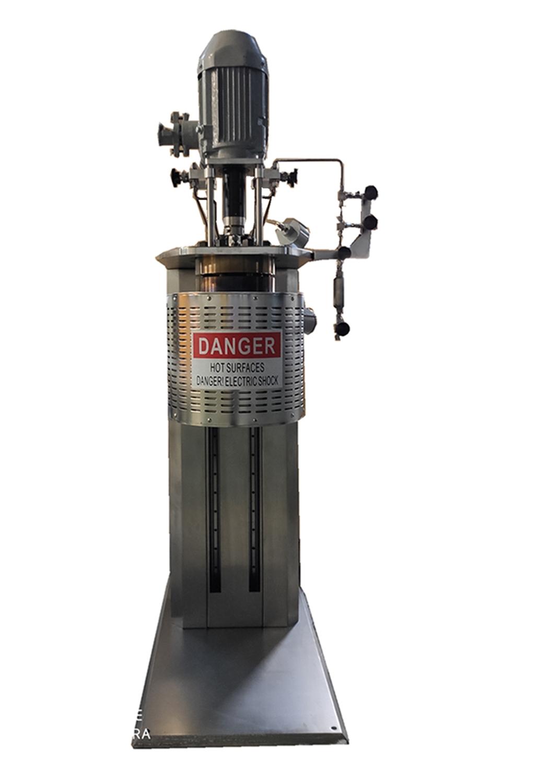 2L锆材高压反应釜